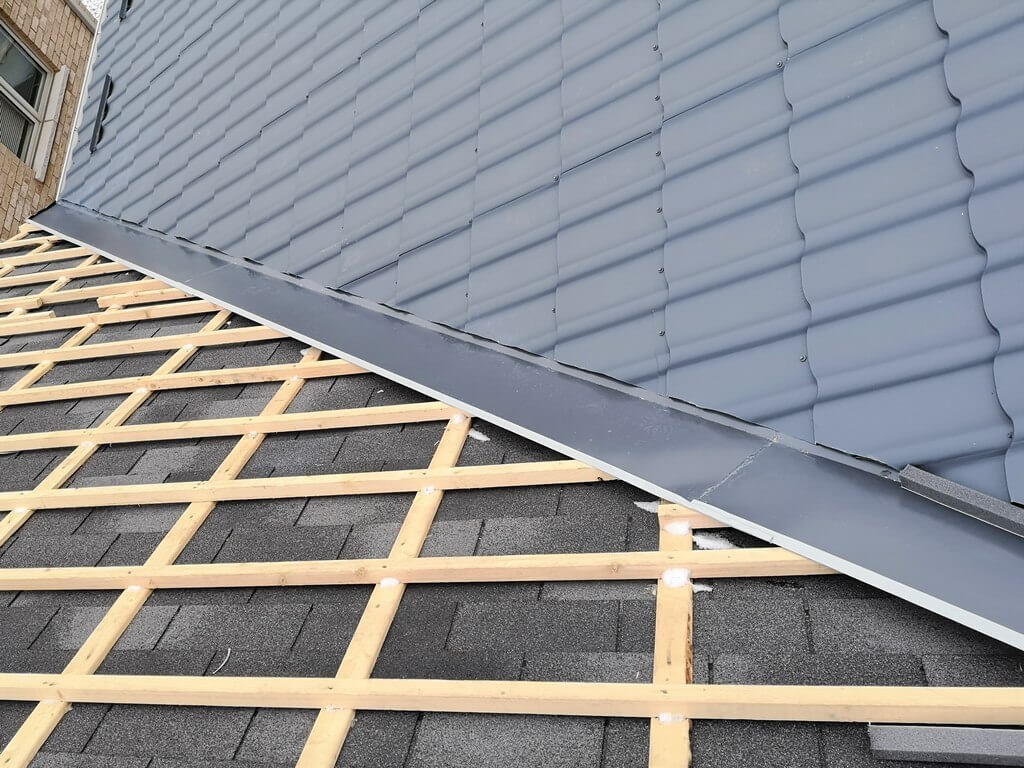 New Construction Metal Roofing-Mid-Florida Metal Roof Contractors of Boynton Beach